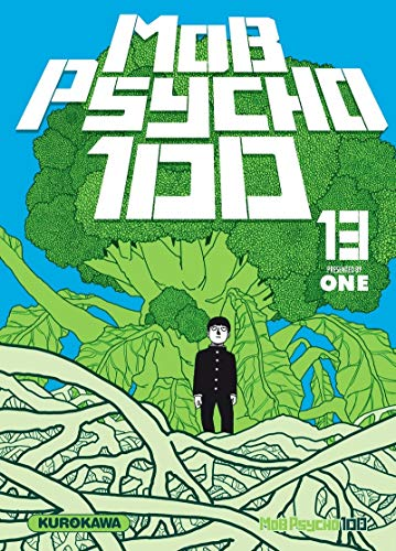 Mob Psycho 100 Edition simple Tome 13
