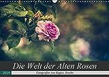 Die Welt der Alten Rosen (Wandkalender 2019 DIN A3 quer): Malerische Fotografien von alten Rosensorten. (Monatskalender, 14 Seiten ) (CALVENDO Natur)