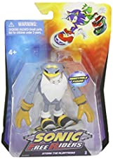 Sonic The Hedgehog 3-inch Free Riders Action Figure Storm