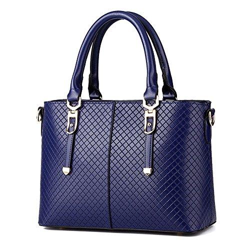 koson-man-femme-vintage-sacs-bandouliere-sac-a-poignee-superieure-sac-a-main-bleu-marine-bleu-marine