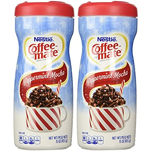 Nestlé Coffee de mate pimienta Menta Moca gepudert Café Nata, 425.2grammaaq