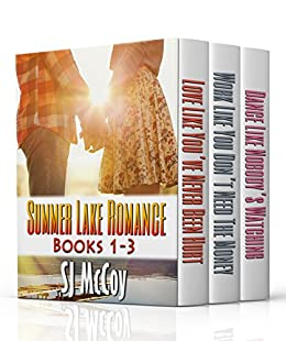 Summer Lake Romance Boxed Set (Books 1-3) by [McCoy, SJ]