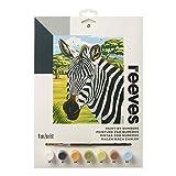 Reeves Coloriage par numéro, Autre, Multicolore, 0.1 x 23.7 x 33 cm...