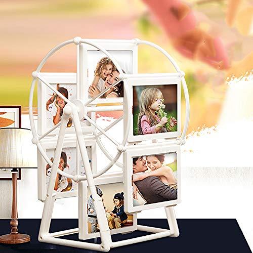 lderrahmen Dekoration Geschenk Kunststoff Stil Windmühle Riesenrad Photoframe ()