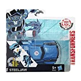 Transformers Robots in Disguise One-Step Warriors Steel Jaw Figure