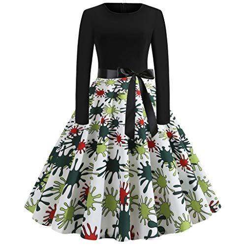 Prom Paar Outfit Ideen - Vectry Damen Vintage Kleider Elegantes Abendkleid