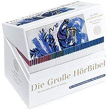 Die Große HörBibel / Die Große HörBibel nach Martin Luther: Gesamtausgabe; 80 Audio CDs
