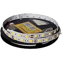 LED ŞERİT 3 ÇİPLİ RGB İÇ MEKAN SİLİKONSUZ 60 LED 5 METRE FİYATI POWERMASTER (5050)