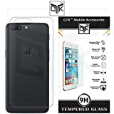 #7: OnePlus 5 Back Cover + Tempered Glass - TheGiftKart Ultra Thin Soft Back Cover + HD Tempered Glass