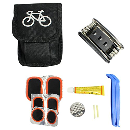 KurtzyTM Kit di Manutenzione e Riparazione Multiuso per Bici