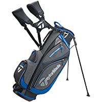 TaylorMade Golf 2018 Classic Stand Bag Mens Carry Bag 6 Way Divider