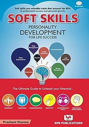 Soft Skills-Personality Development For Life Success