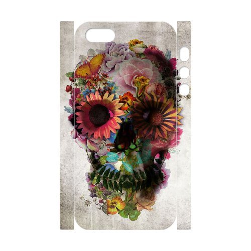 LP-LG Phone Case Of Sugar Skull For iPhone 5,5S [Pattern-6] Pattern-1