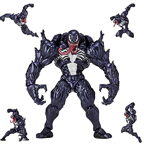 MKKSB PVC poison toys of 6 inches, the action figure of the poison: height of approximately 16 cm, the joints can be active, can make different shapes, suitable p