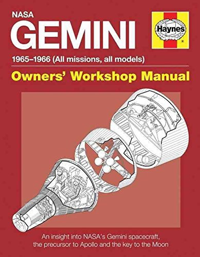 [NASA Gemini Owners' Workshop Manual: 1965 - 1966 (All Missions, All Models)] (By: David Woods) [published: January, 2015]