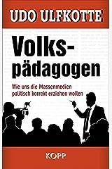 Volkspädagogen Gebundene Ausgabe