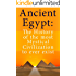 Ancient Egypt: The History of the most Mystical Civilization to ever exist