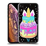 Best RCA Looking Phones - Head Case Designs Rainbow Cake Unicorn Treats Hard Review
