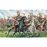 Italeri,1:72,NAPOLEONIC WARS - POLISH LANCERS,Figures,#6039 by Italeri