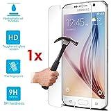 Galaxy Note Edge - SET 1X - 3D 100% Protector de Pantalla Más Delgado Completa Vidrio Templado forma CURVA para Samsung Galaxy Note Edge N915 - Wi-Fi 4G LTE Empaquetado al por Menor + kit de limpieza
