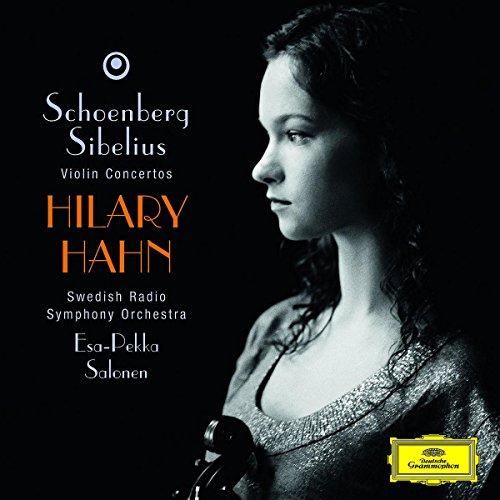 SCHOENBERG - SIBELIUS - Viloin Concertos