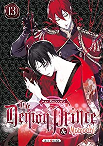 The Demon Prince And Momochi Edition simple Tome 13