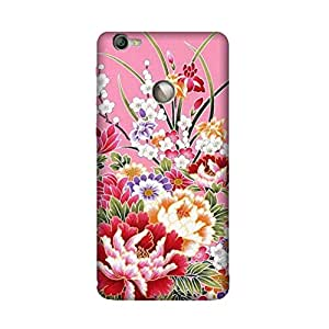 Yashas High Quality Designer Printed Case & Cover for Letv Le 1S (Art Pattern)