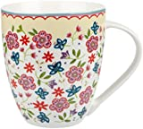 Queens Caravan Trail Penryn Mug Fine China