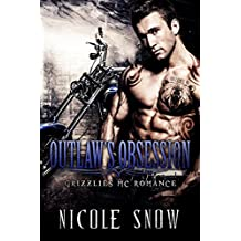 Outlaw's Obsession: Grizzlies MC Romance