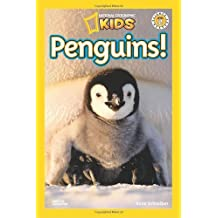 "Penguins (""National Geographic"" Readers) (National Geographic Readers) by Schreiber, Anne (February 1, 2009) Paperback"