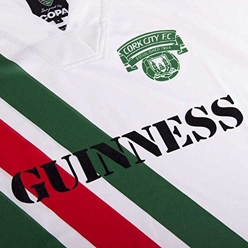 Copa Football Maillot Domicile Cork City FC 1991