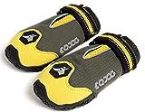 EQdog 420-076 4 Season Shoes, M, khaki/gelb