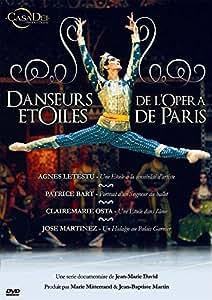 Danseurs étoiles de l'Opéra de Paris