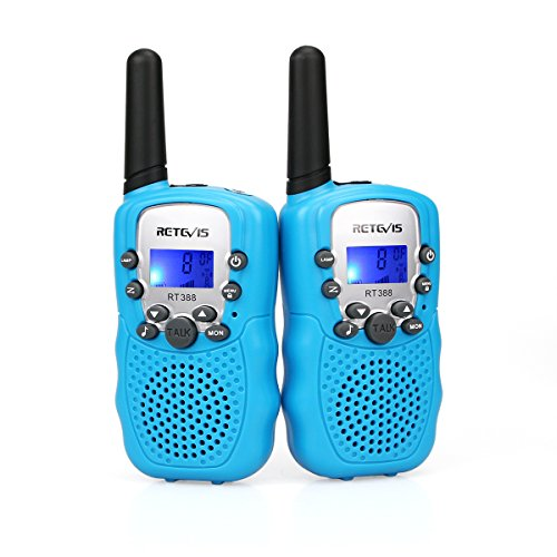 Retevis RT388 Walkie Talkie Niños PMR446 8