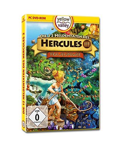 Die 12 Heldentaten des Herkules 3-Frauenpower  (YV)