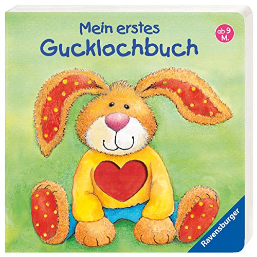 Mein erstes Gucklochbuch (Monate 9 Baby-bücher)