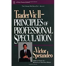 Trader Vic II: Principles of Professional Speculation by Victor Sperandeo (1994-03-01)