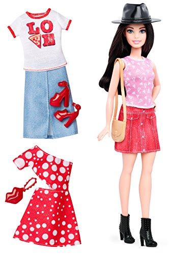 mattel-barbie-dtf03-barbie-fashionistas-style-puppe-und-moden-mit-pizza-shirt