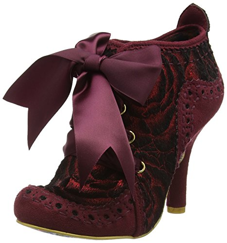 Irregular ChoiceAbigail's Third Party - Scarpe con Tacco donna , rosso (Red (Red Multi)), 36.5