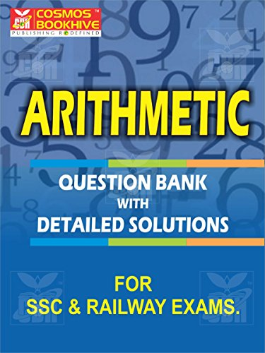 ARITHMETIC –  for SSC & RAILWAY – CLERICAL  EXAMS