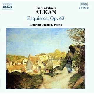Alkan-Piano Music, Vol 2