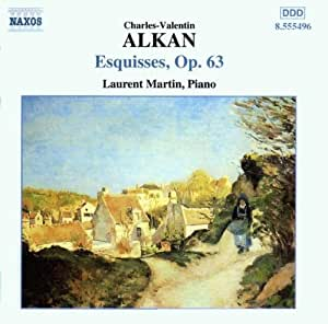 Esquisses Op.63