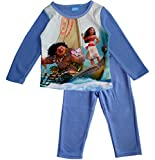 Disney Moana (Vaiana) Kids Polar Fleece Pijamas / Ropa de dormir