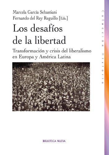 LOS DESAFÍOS DE LA LIBERTAD (HISTORIA) por Marcela García Sebastian