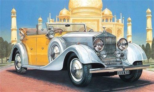Italeri 510003703-1:24 Rolls Royce Phantom - Modell Rolls-royce Phantom