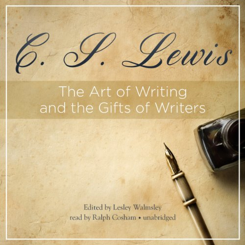 The Art of Writing and the Gifts of Writers  Audiolibri