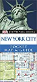 DK Eyewitness Pocket Map and Guide: New York City