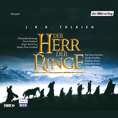 Buchseite und Rezensionen zu 'Der Herr der Ringe. Das Hörspiel' von J.R.R. Tolkien