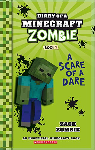 Diary of a Minecraft Zombie #01: A Scare of a Dare