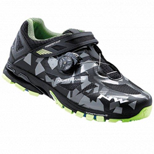 Northwave Spider Plus 2 - Chaussures - gris/noir 2017 chaussures vtt shimano Multicolore